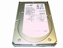 Seagate 147GB 10000 RPM 80 Pin SCSI Ultra 320 Mfg # ST3146707LC