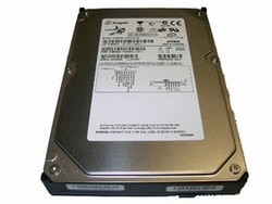 Seagate 18GB 10000RPM Ultra160 80Pin SCSI Hard Drive - Mfg # ST318406LC