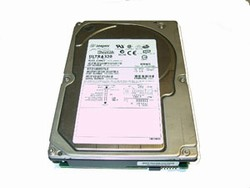 Seagate 36GB 10000 RPM 80Pin SCSI Hard Drive Ultra320  Mfg # ST336607LC