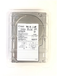 Seagate 36GB 10RPM 68-Pin SCSI Hard Drive Ultra320  Mfg # ST336607LW
