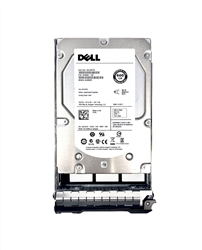 "Dell Compatible - 600GB 10K RPM SAS 3.5"" HD - MFg # W964N"