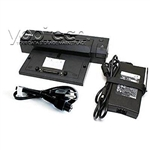 Y72NH Genuine Dell PR02X E-port Plus Advanced Port Replicator. SuperSpeed USB 3.0 sSATA / USB 2.0 11-pin USB/eSATA.