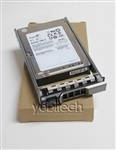"Mfg Equivalent Part # YTDellSAS-300GB10K-2.5 Dell 300GB 10000 RPM 3.5"" SAS hard drive."
