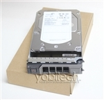 "Dell 3rd-Party Kits - # YTDellSAS-600GB10K-3.5 600GB 10000 RPM 3.5"" SAS hard drive."