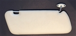 Mercedes *250SL 280SL New Left side Cream Color Sunvisor