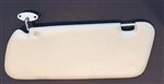 Mercedes *250SL 280SL New Right side Cream Color Sunvisor