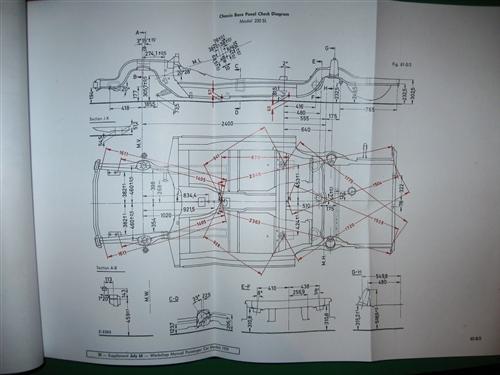 Mercedes Benz Body Repair Manual For 1959
