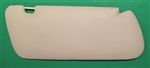 Mercedes *250SL 280SL New Left side Cream Color Sunvisor - REPRO