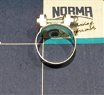 NOS Original Screw type Hose Clamp - 20mm size