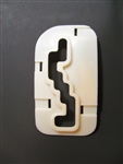 Plastic Shifter Guide Plate for Automatic Transmission - 230SL 250SL 280SL 300SEL 230S 280SE & more