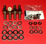 Bumper Mounting Hardware Kit - 36Pcs.- fits  230SL 250SL 280SL - 113Ch.