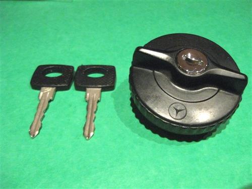 Mercedes locking gas cap fits many 107 108 111 114 for Mercedes benz gas cap