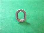 Glove Box Lid Guide Arm Rosette or Bezel - fits 230SL-250SL-280SL