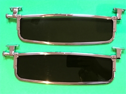Pair of Early type Sunvisor for 190SL - Left & Right Side