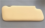 Mercedes 230SL*250SL New Left side Cream Color Sunvisor