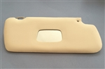 Mercedes 230SL *250SL New Right Side Cream Clr Sunvisor