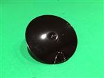Jack Hole Cover / Plug for 190SL - 121Ch.  Black Painted