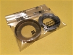 Output Flange Lock Ring Kit - fits ZF 5-Speed Transmission Type S5-20