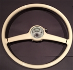 New Mercedes 300SL Gullwing Coupe Steering Wheel