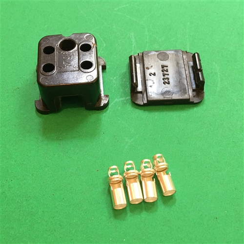 4 Pin Electrical Connector-Socket