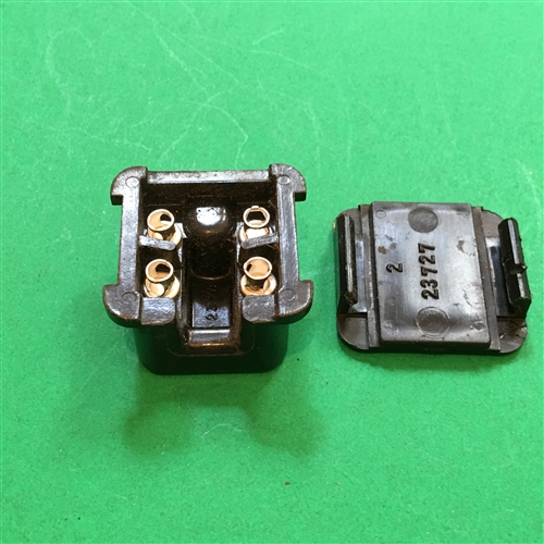 4 pin electrical connector socket fits most 1960 39 s 1990 for Mercedes benz electrical connectors