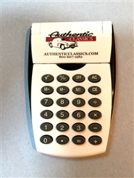 Authentic Classics Calculator