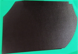 Mercedes 230SL  250SL  280SL  Left Side Trunk Liner Panel.