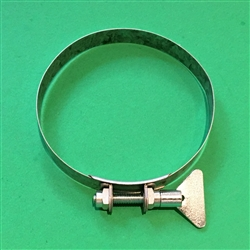 Wing Screw type Clamp for 300SL Air Intake Hose - 88mm