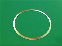 Brass Shim for Signal Ring - fits 190SL, 300SL Roadster + others