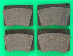 Front Brake Pad set fits 230SL others, for Girling Calipers