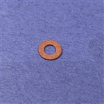 Fiber Seal Ring  - 6 x 12 x 1mm   DIN 7603