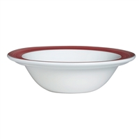 FRUIT STONE RIM 6.25 IN X 1.75 IN (9 OZ) FREEDOM RED