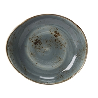 "CRAFT BLUE 11"" FREESTYLE SERVING BOWL - EACH"