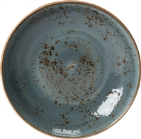"CRAFT BLUE 11 1/2"" SERVING BOWL - EACH"