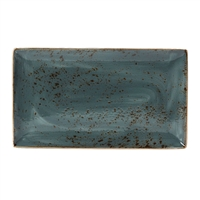 "BLUE CRAFT 12 1/2"" x 7 1/2"" RECTANGULAR PLATTERS"