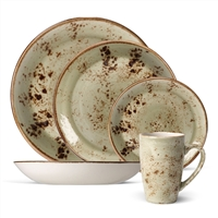 Green CRAFT - 20 Piece Coupe Set