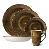 Brown CRAFT - 20 Piece Coupe Set