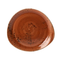 "CRAFT TERRACOTTA 11"" FREESTYLE SERVING BOWL - EACH"
