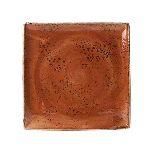 CRAFT TERRACOTTA SQUARE TRAY LW 10 1/2 - EACH