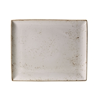 "WHITE CRAFT 13 1/2"" x 10 5/8"" RECTANGLE PLATTERS"