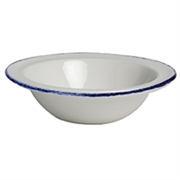 "5 1/4"" Blue Dapple Fruit Dish"