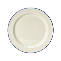 "11 3/4"" Blue Dapple Dinner Plate"