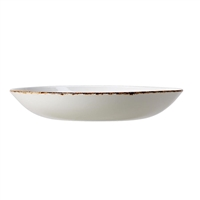 BOWL COUPE 10 IN (38 OZ) BROWN DAPPLE
