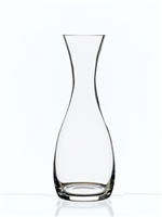 8 1/2 oz Hand Blown Wine Carafe