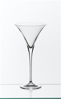 8 oz Invitation Martini Glass