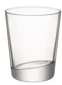 COMETA Water Glass (9 3/4 OZ) 3 1/4 IN D X 4 IN H made by Bormioli Rocco in Italy