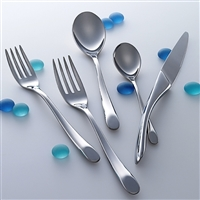 20 Piece Set - 18/10 Harlan Flatware