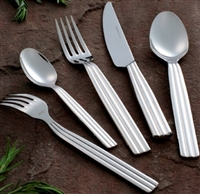 20 Piece Set - Casablanca 18/10 Flatware