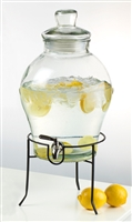 Creations Pear Shaped Beverage Dispenser