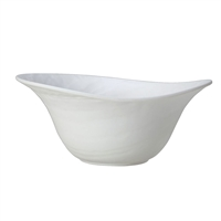 DEEP BOWL LARGE L 10 X H 4 1/4 (42 OZ) SCAPE WHITE